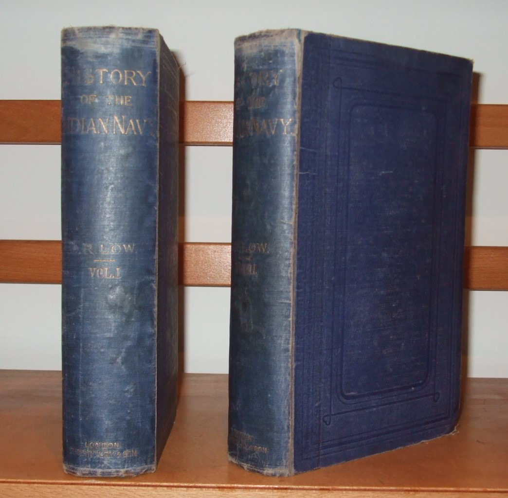 Image for History of the Indian Navy [ 1613-1863 ] [ Complete in 2 Volumes ]