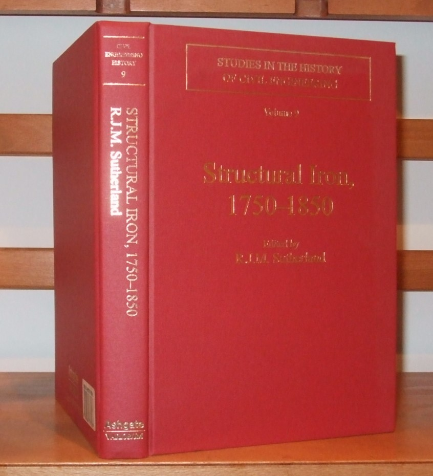 Image for Structural Iron 1750-1850 (Studies in the History of Civil Engineering)
