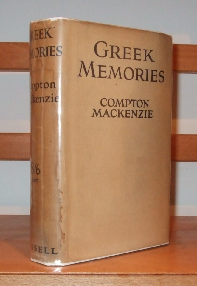 Image for Greek Memories
