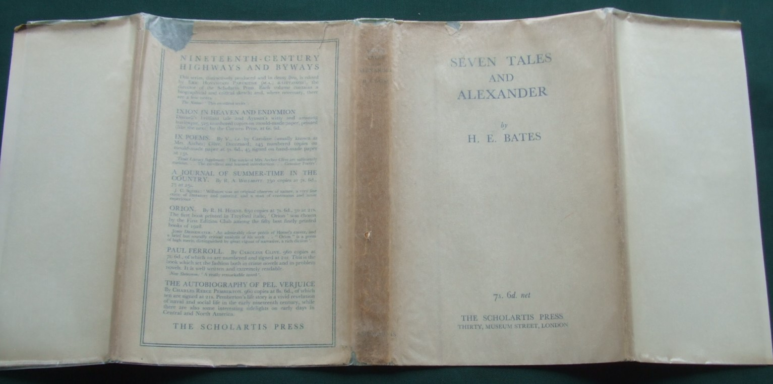 Image for Seven Tales and Alexander
