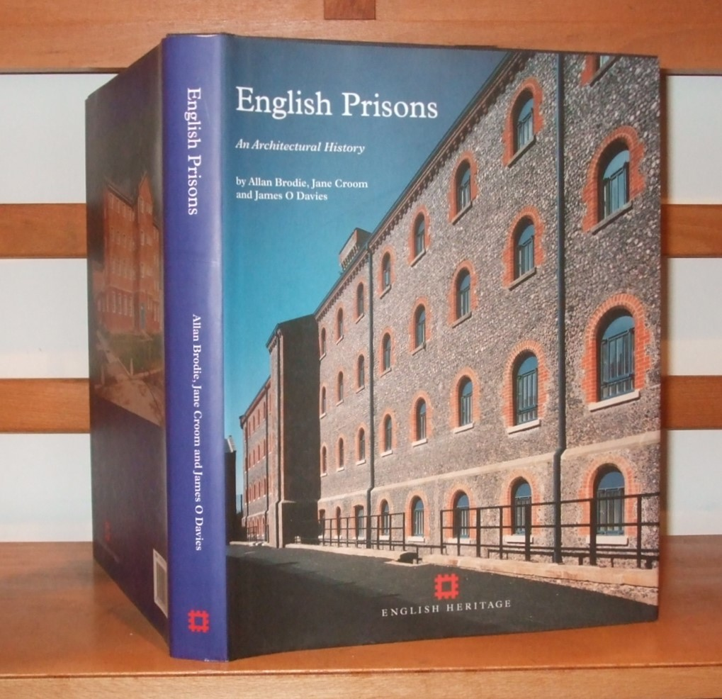 Image for English Prisons: An Architectural History