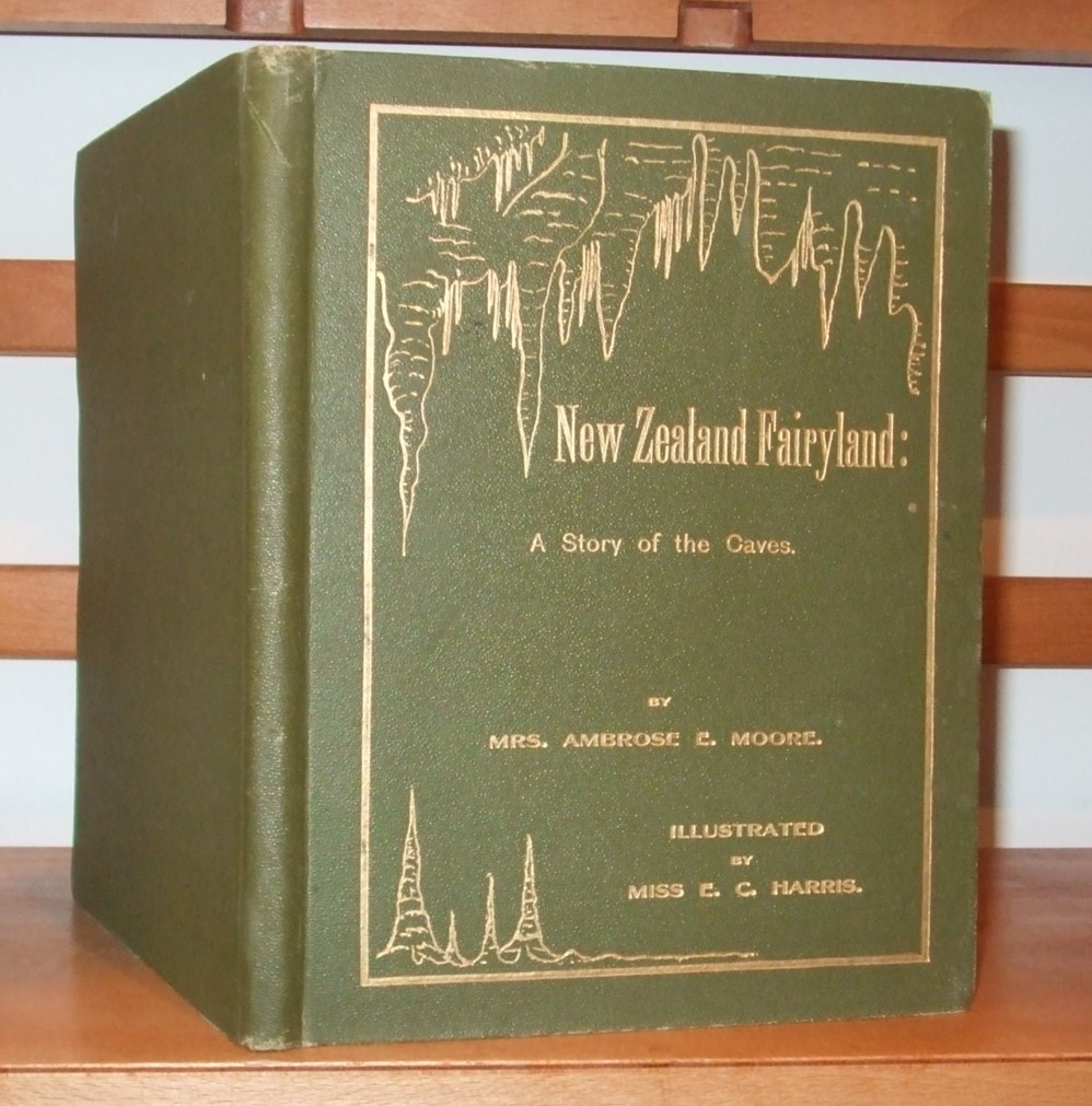 Image for New Zealand Fairyland: a Story of the Caves
