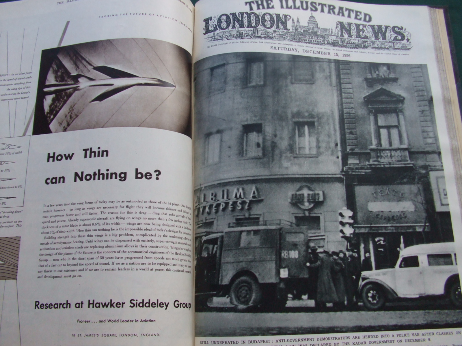 Image for The Illustrated London News 1956
