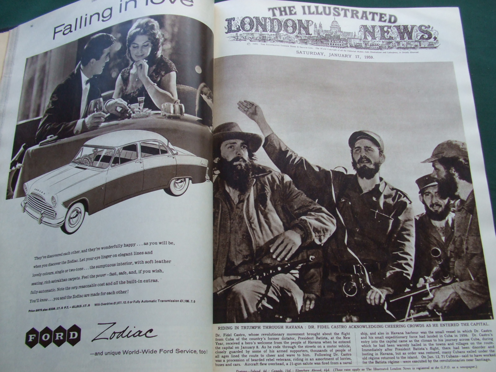 Image for The Illustrated London News 1959
