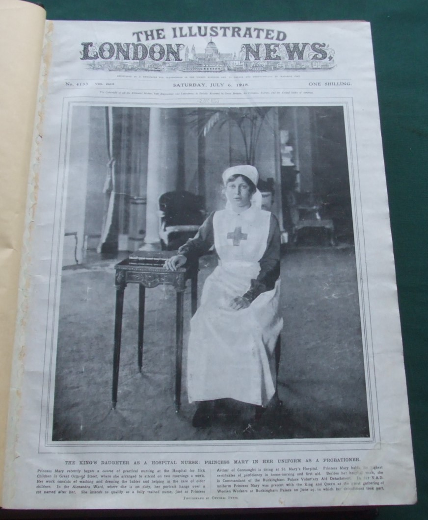 Image for The Illustrated London News 1918