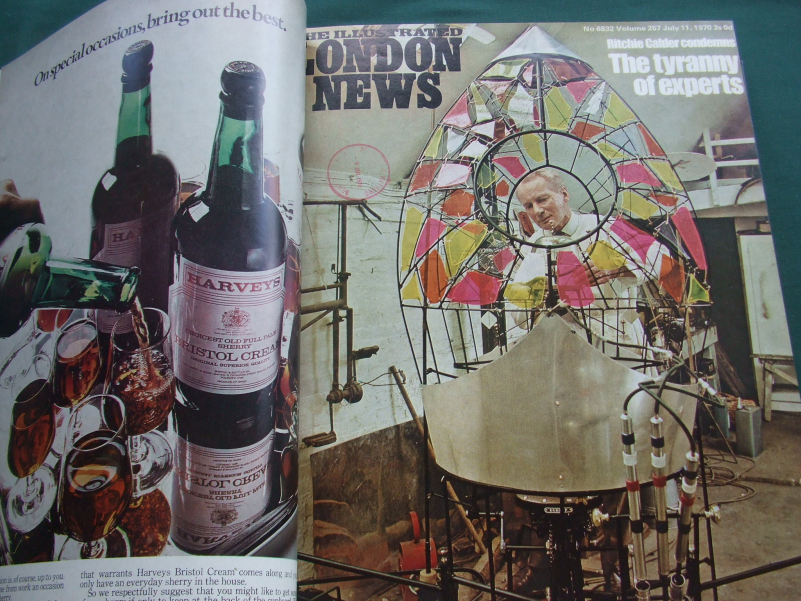 Image for The Illustrated London News 1970