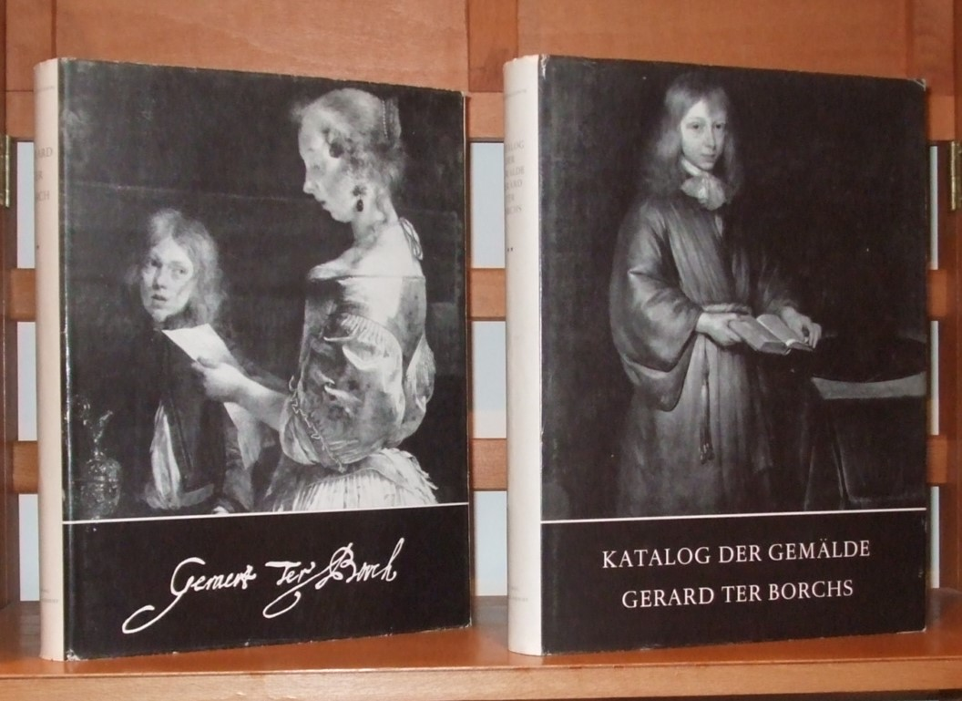 Image for Gerrard Ter Borch [ Complete in 2 Volumes ]