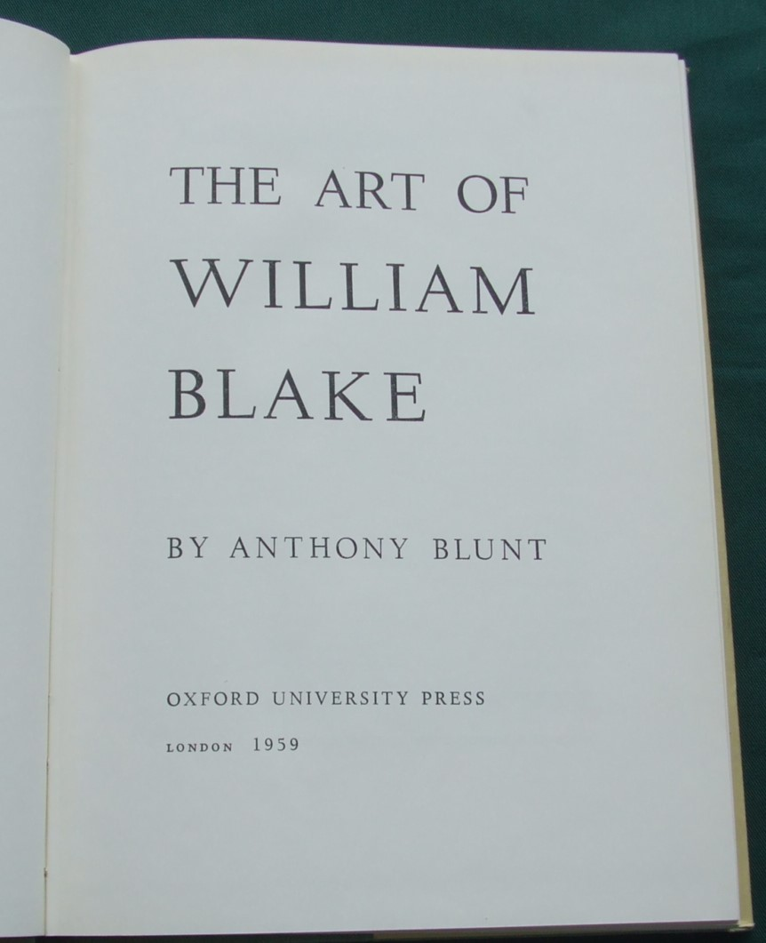 Image for The Art of William Blake