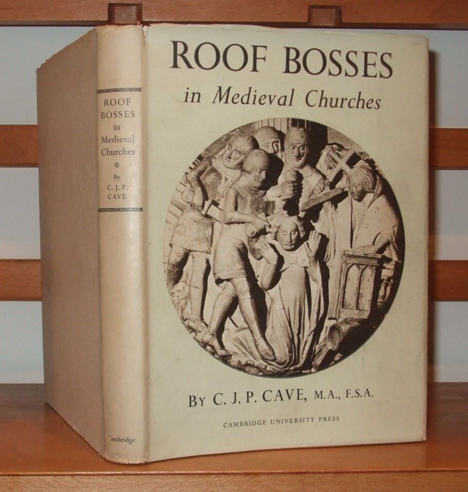 Image for Roof Bosses in Medieval Churches an Aspect of Gothic Sculpture