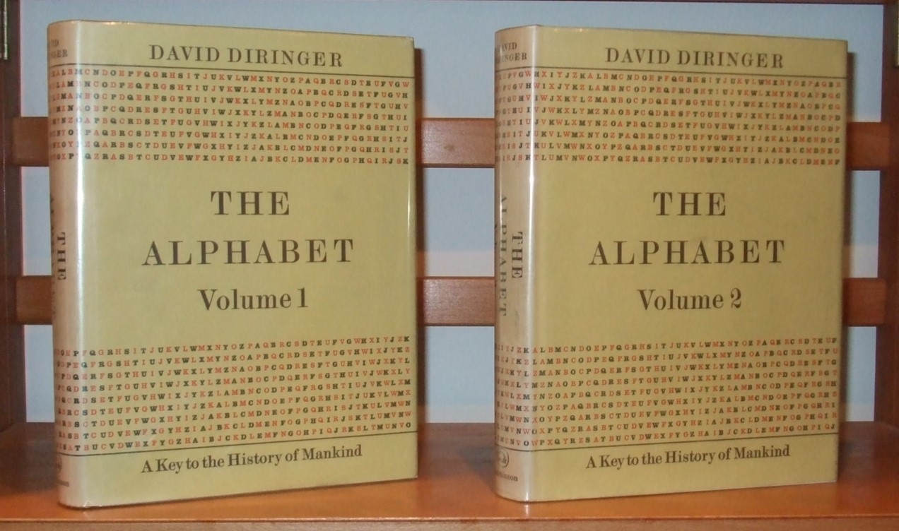 Image for The Alphabet a Key to the History of Mankind [ Third Edition, Completely Revised, in 2 Volumes ]