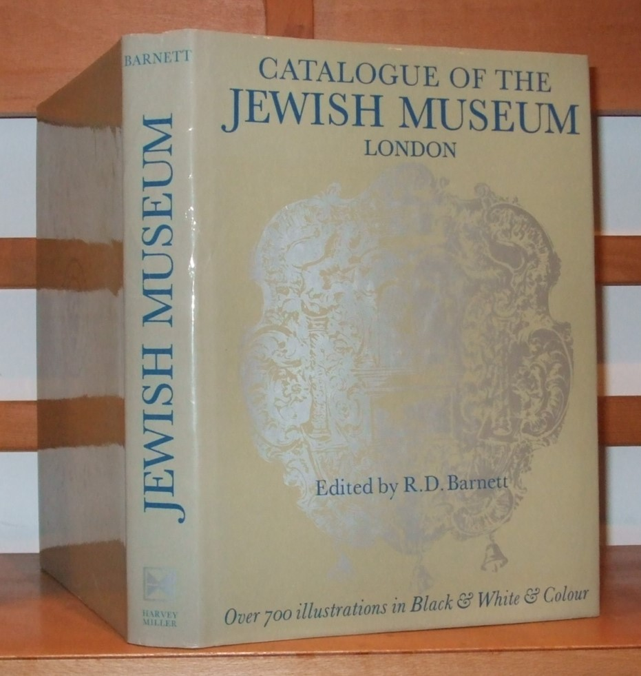 Image for Catalogue of the Permanent and Loan Collections of the Jewish Museum London