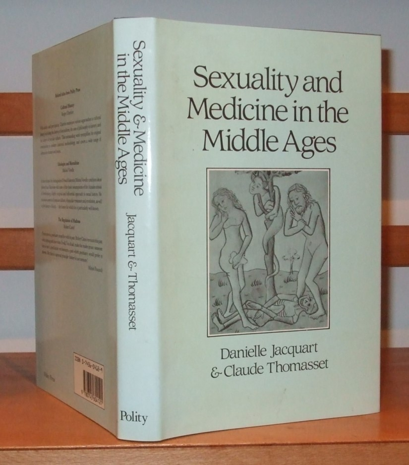 Image for Sexuality and Medicine in the Middle Ages