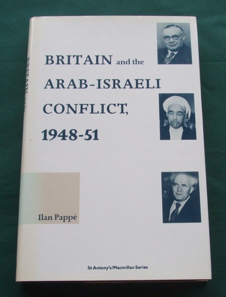 Image for Britain and the Arab-Israeli Conflict, 1948-51