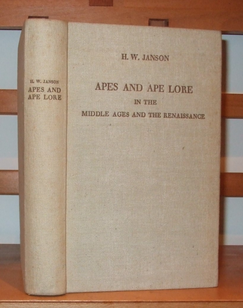 Image for Apes and Ape Lore in the Middle Ages and the Renaissance