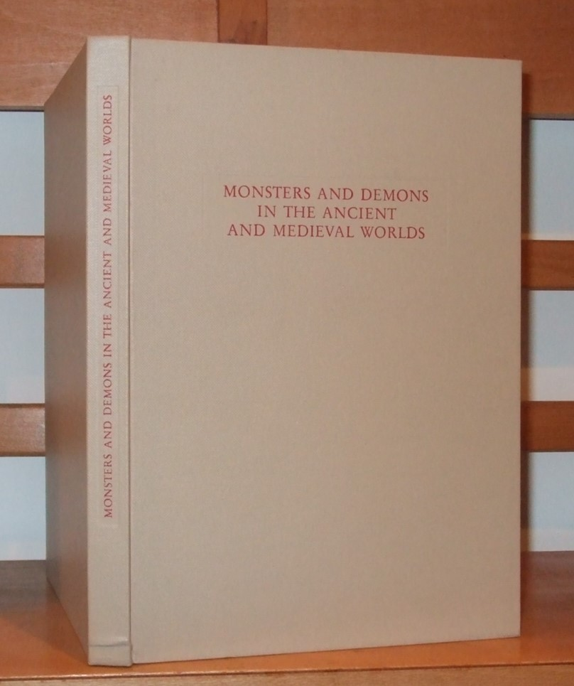 Image for Monsters and demons in the ancient and medieval worlds: Papers presented in honor of Edith Porada