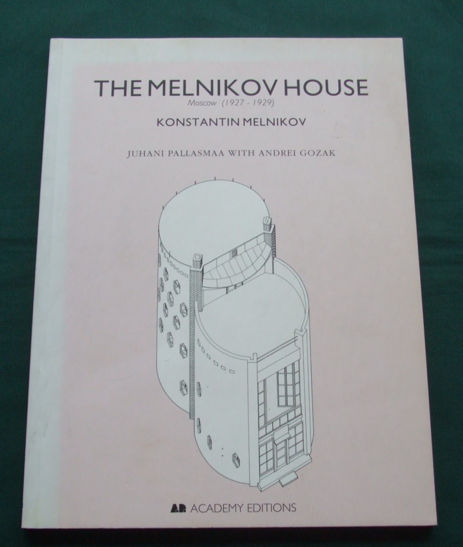 Image for The Melnikhov House, Moscow (1927-29)