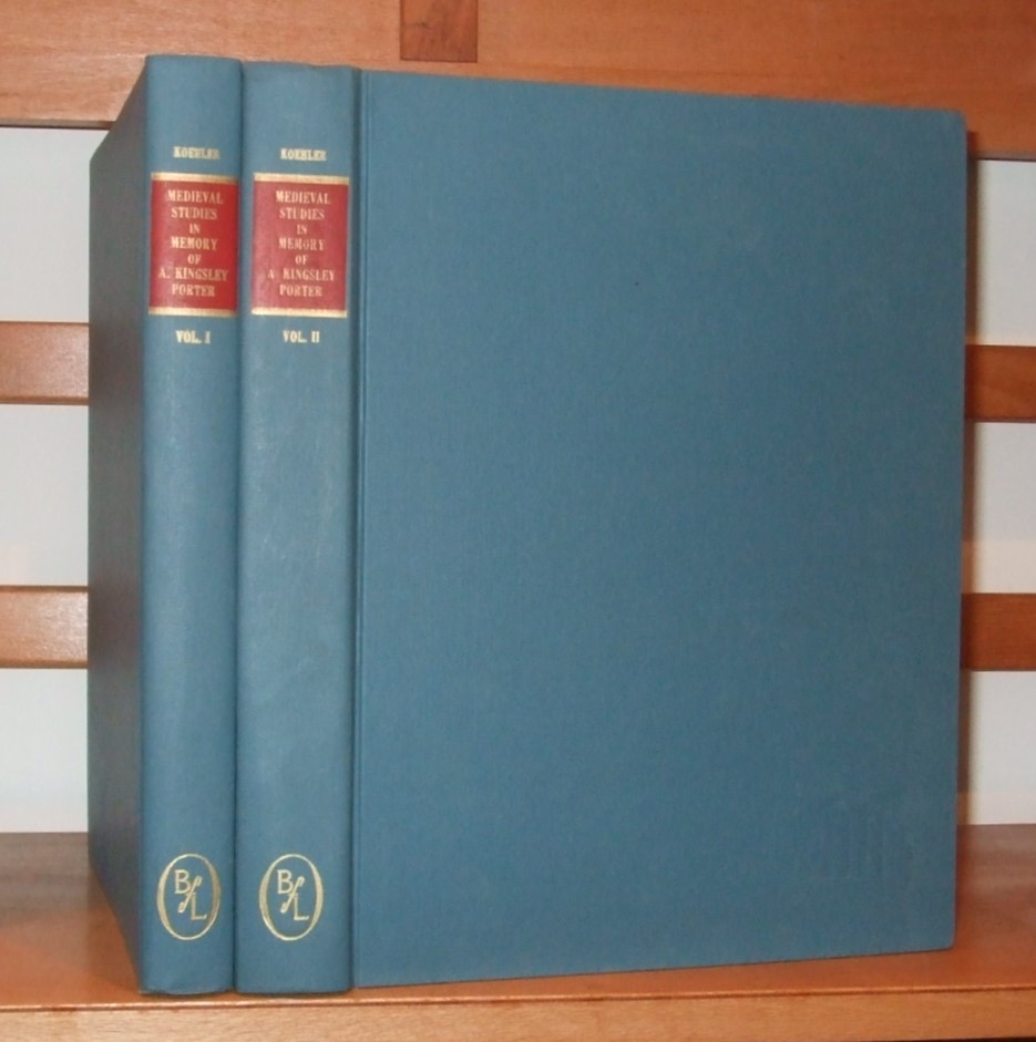 Image for Medieval Studies in Memory of A. Kingsley Porter [ Complete in 2 Volumes ]