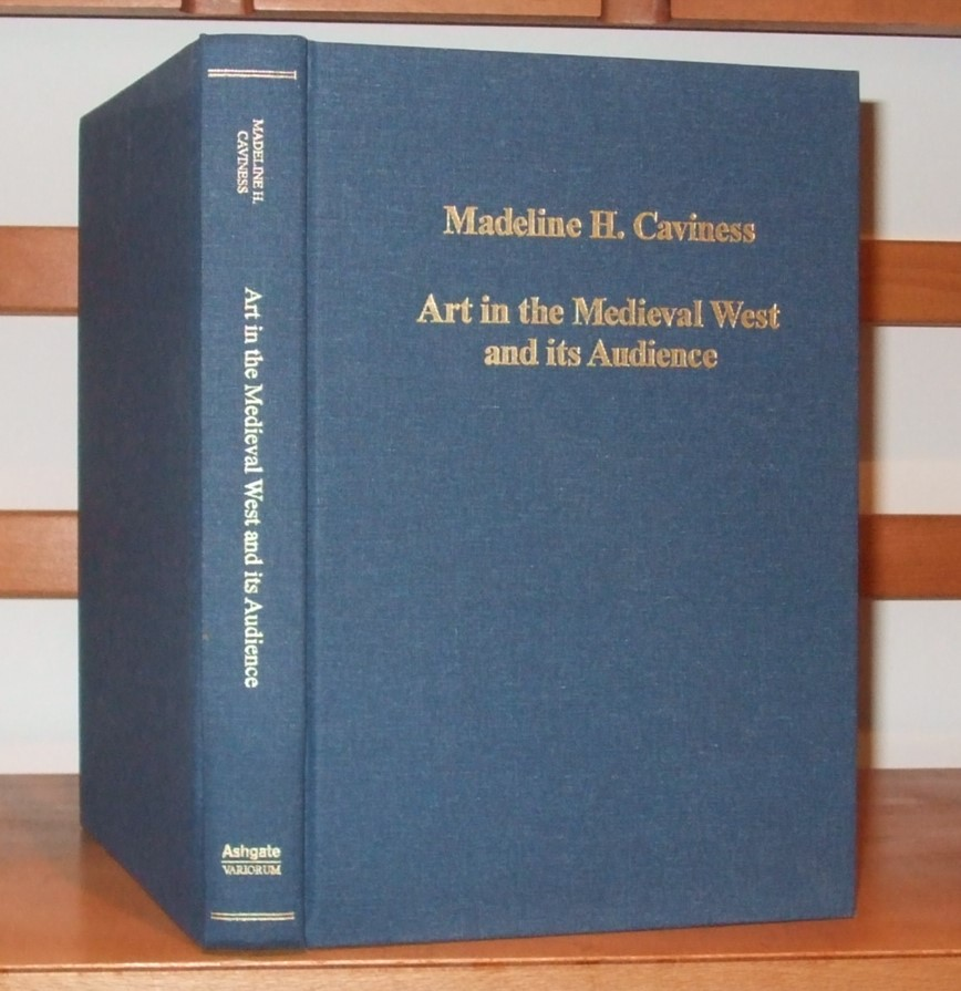 Image for Art in the Medieval West and its Audience