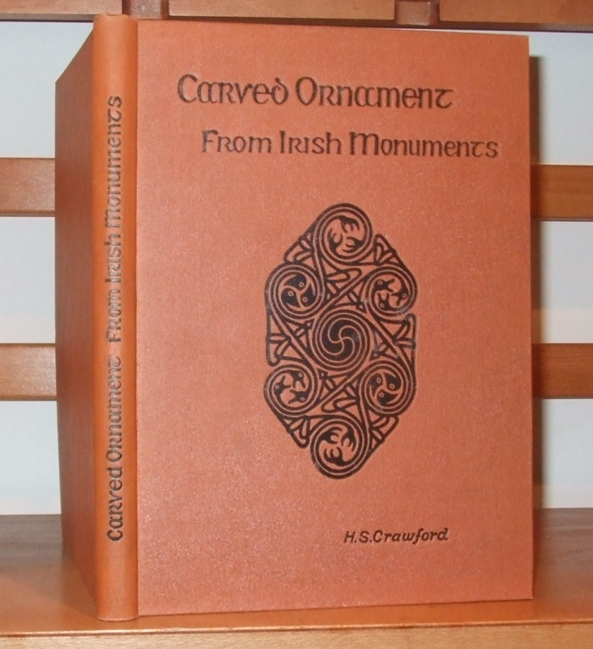 Image for Handbook of Carved Ornament from Irish Monuments of the Christian Period
