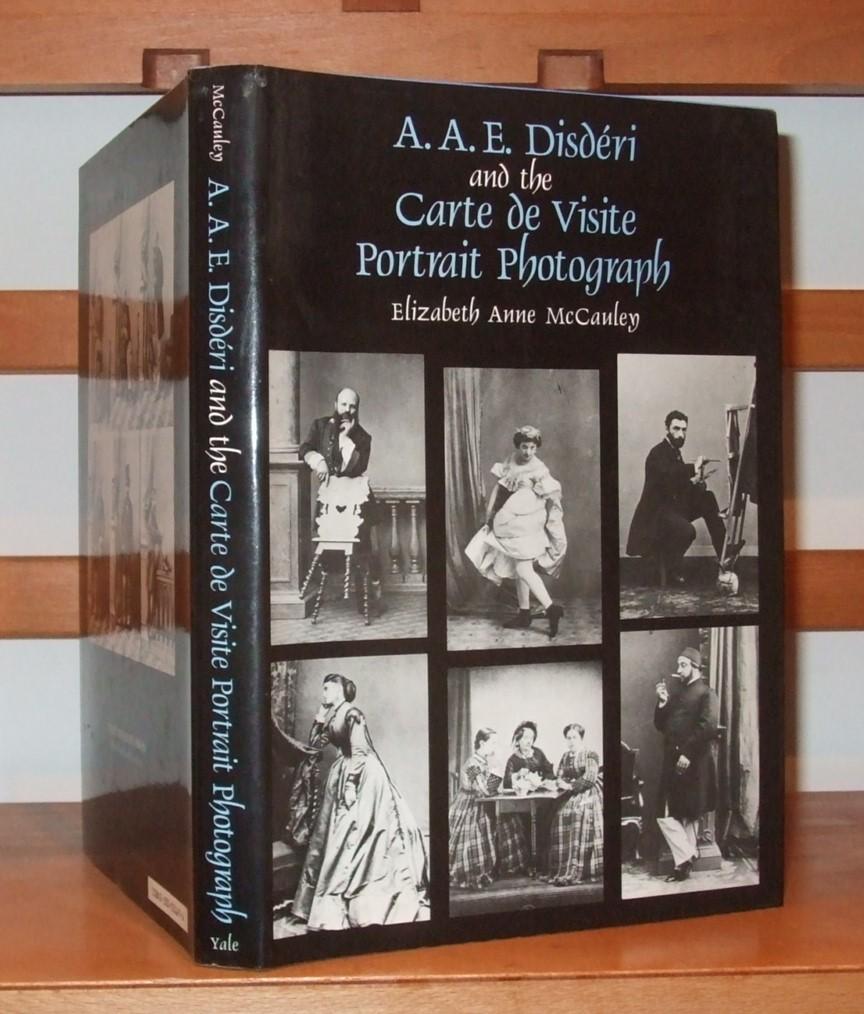Image For AAEDisderi And The Carte De Visite Portrait Photograph