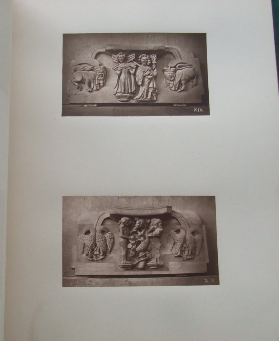 Image for Carvings and Sculptures of Worcester Cathedral