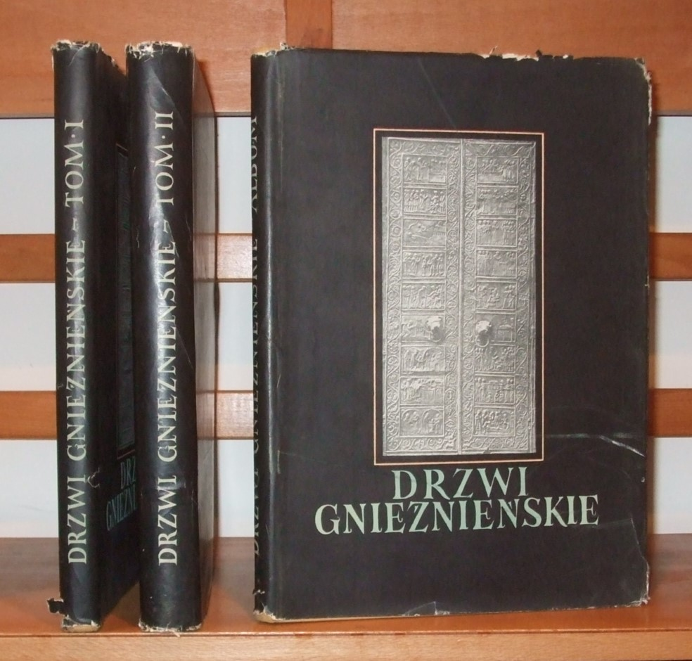 Image for Drzwi Gnieznienskie [ Complete in 3 Volumes ]