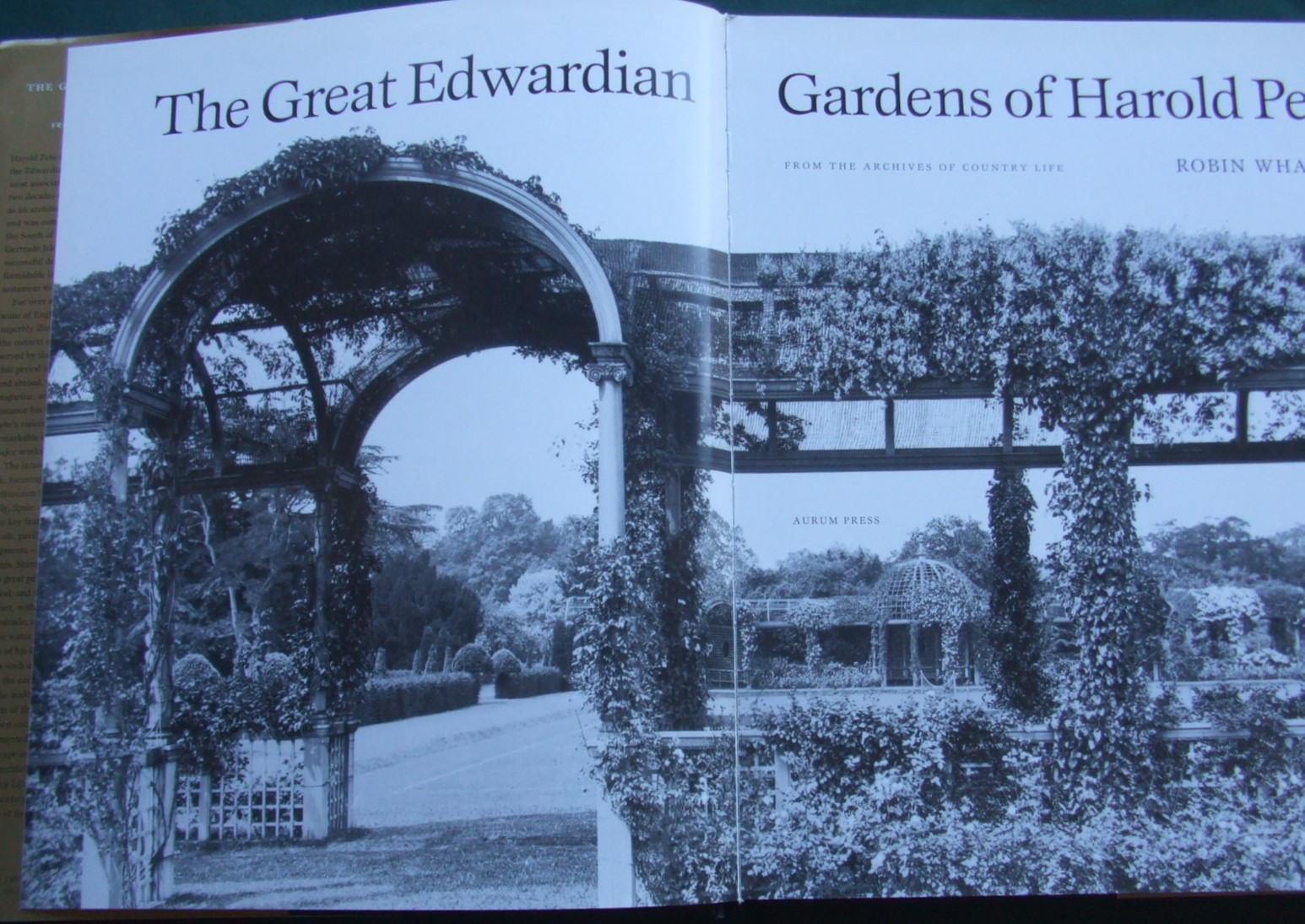 "Image for The Great Edwardian Gardens of Harold Peto: From the Archives of ""Country Life"" (Country Life)"