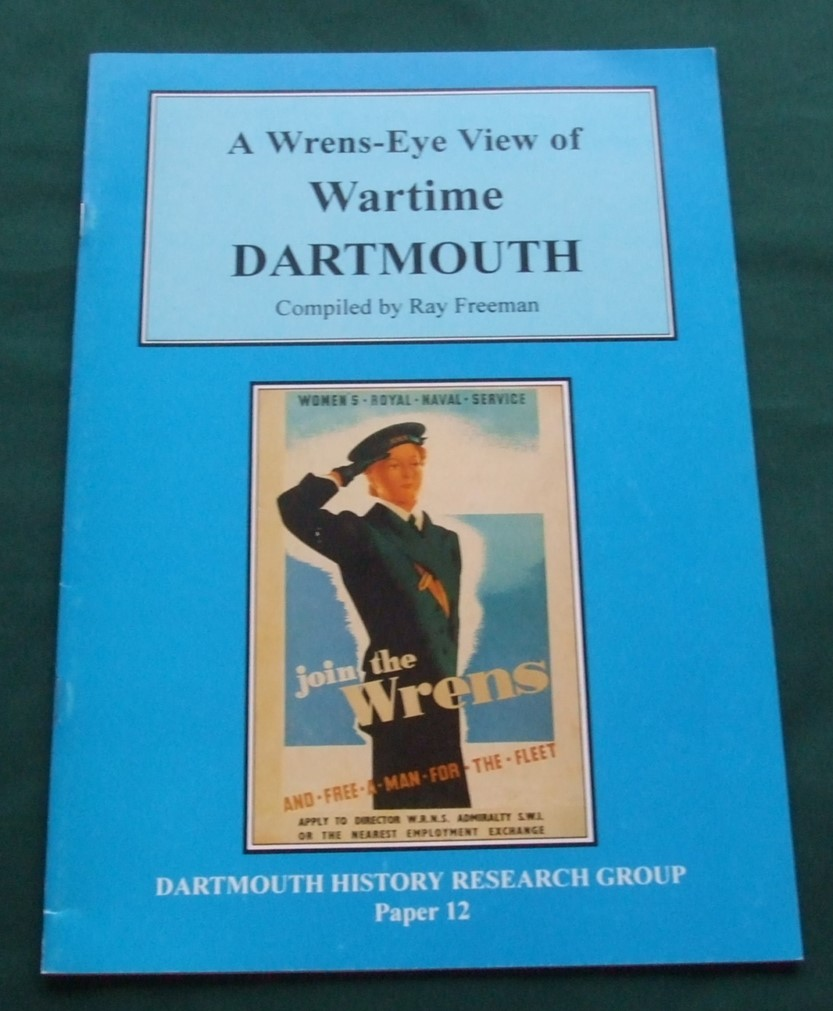 Image for Wrens-Eye View of Wartime Dartmouth (Dartmouth History Research Group Paper)