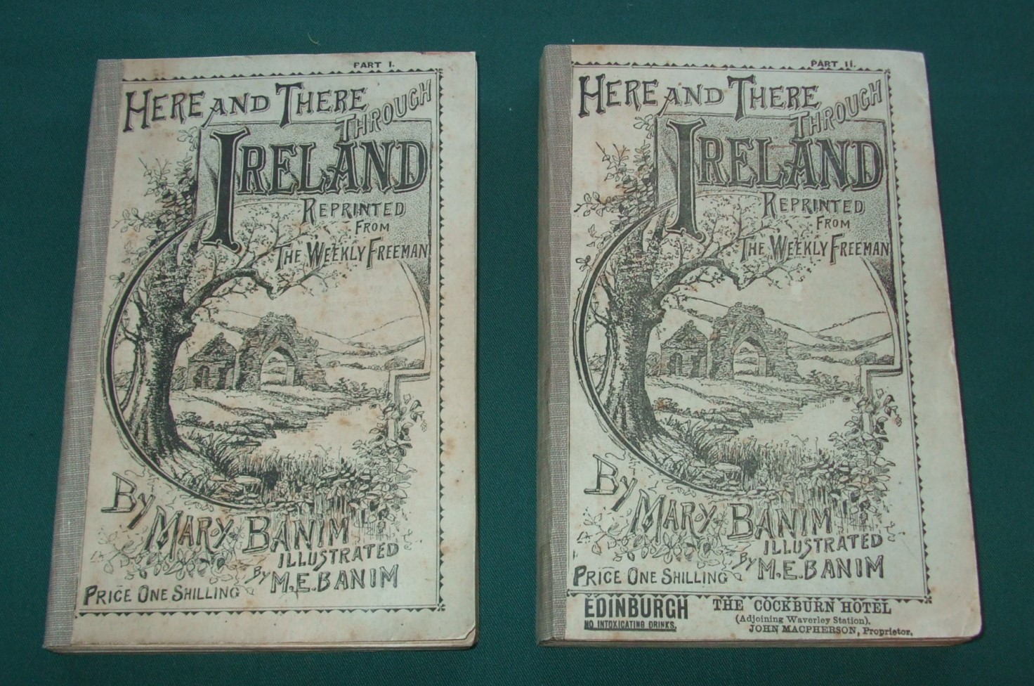 Image for Here and There Through Ireland [ Complete in 2 Volumes ]