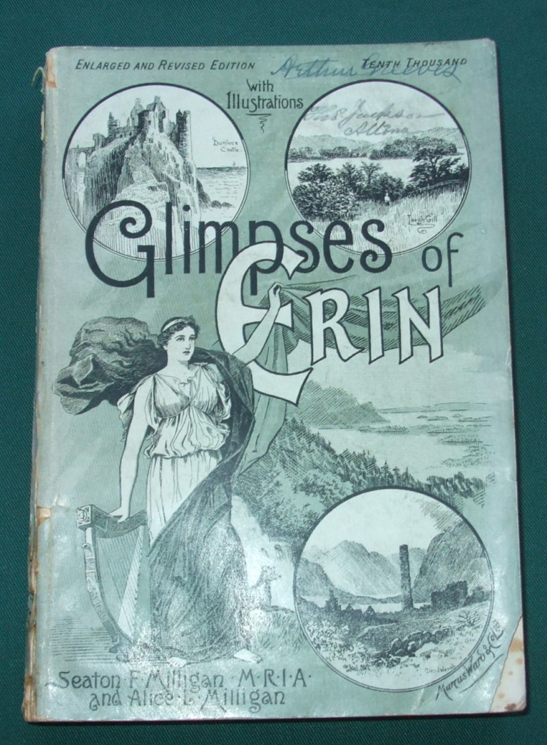 Image for Glimpses of Erin