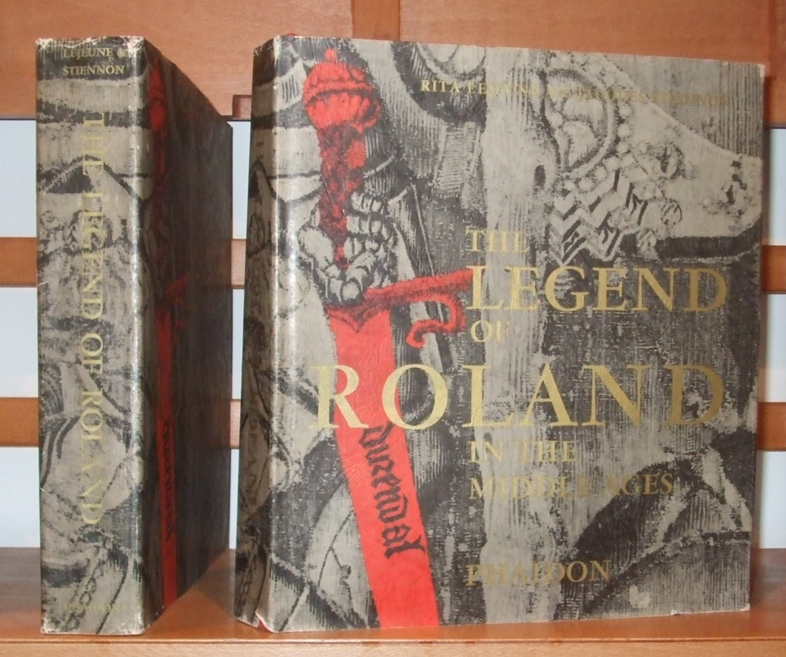 Image for The Legend of Roland in the Middle Ages [ Complete in 2 Volumes ]