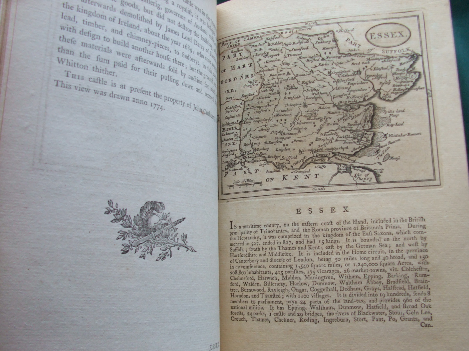 Image for The Antiquities of England and Wales [ 8 Volumes ]