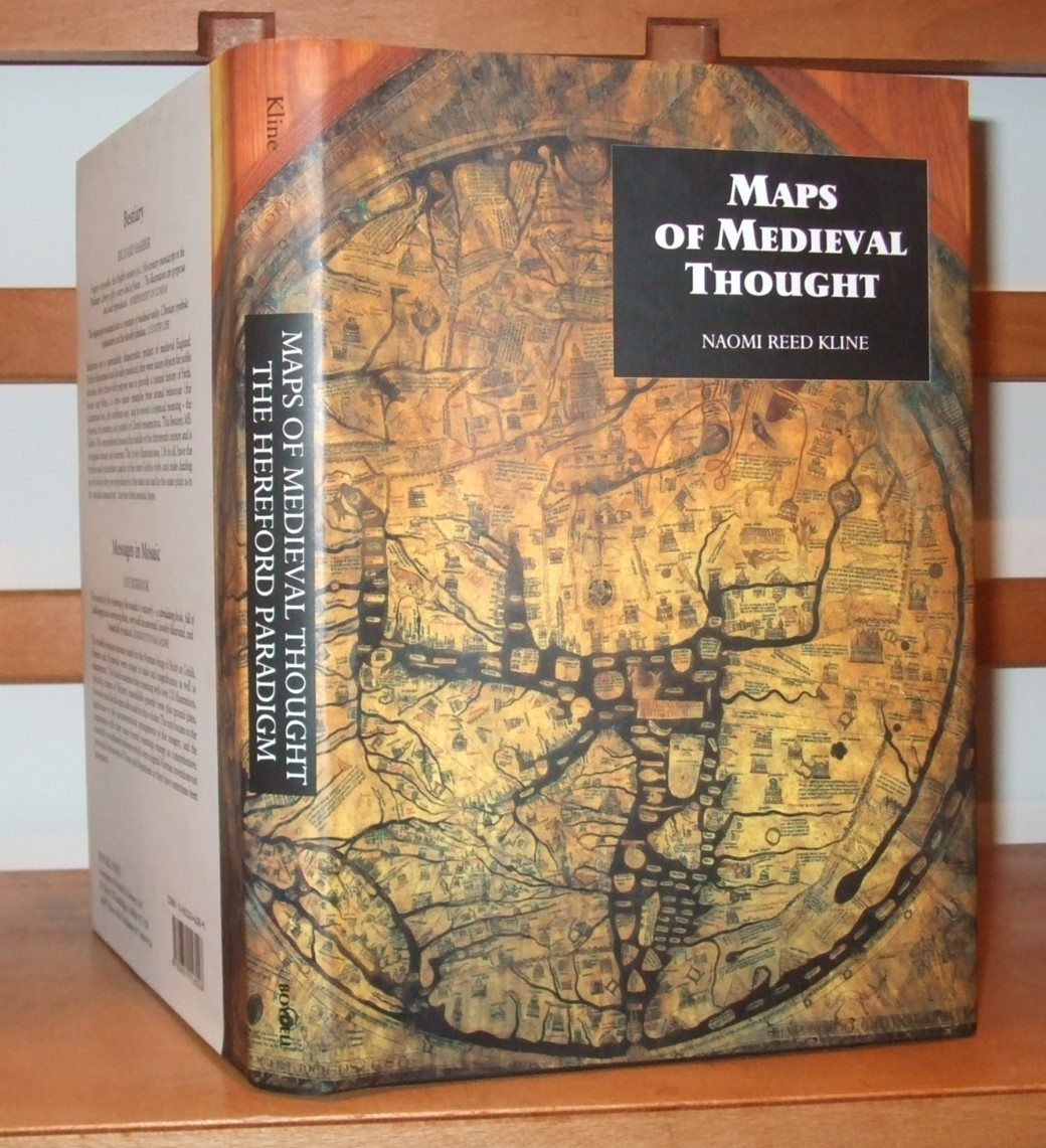 Image for Maps of Medieval Thought: The Hereford Paradigm