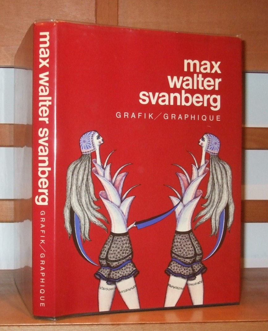 Image for Max Walter Svanberg. Grafik/Graphique.