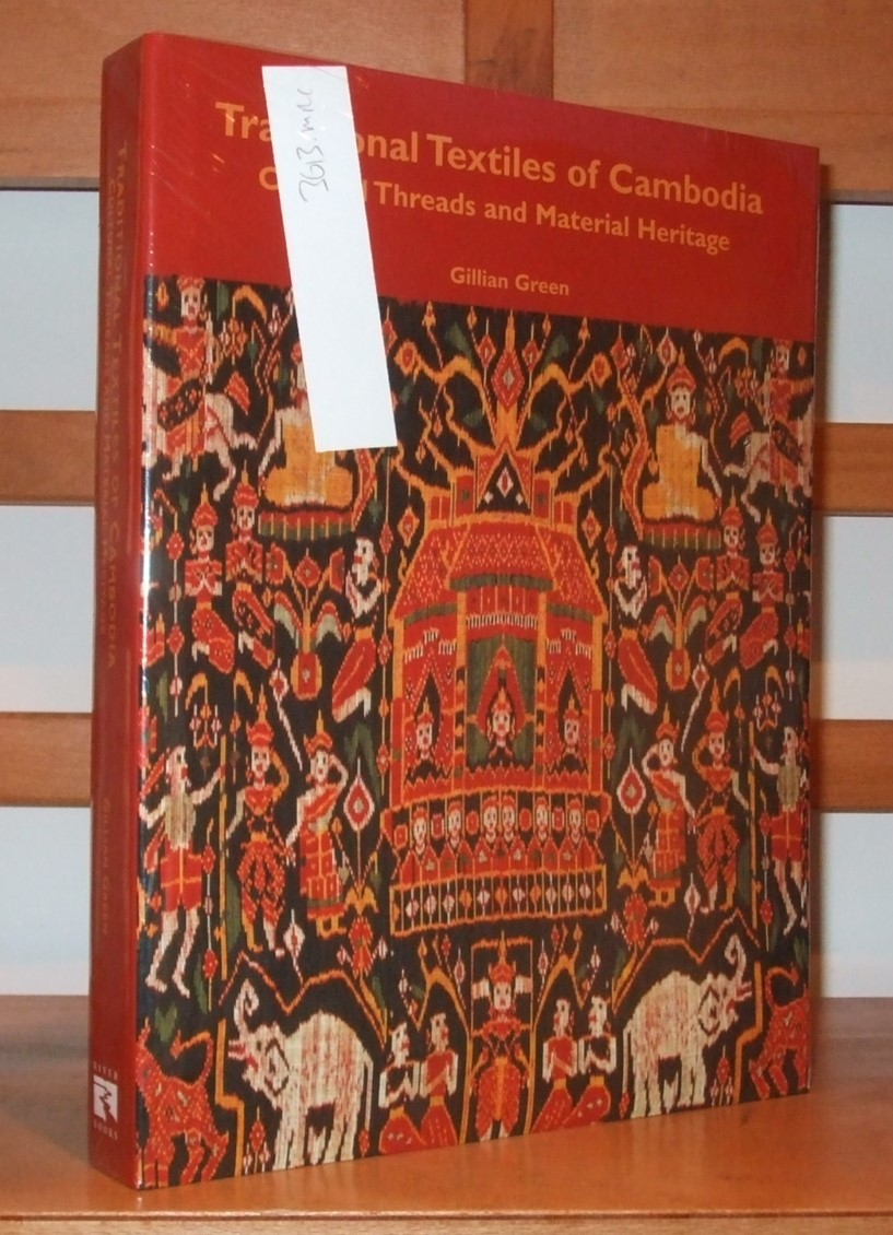 Image for Traditional Textiles of Cambodia: Cultural Threads and Material Heritage
