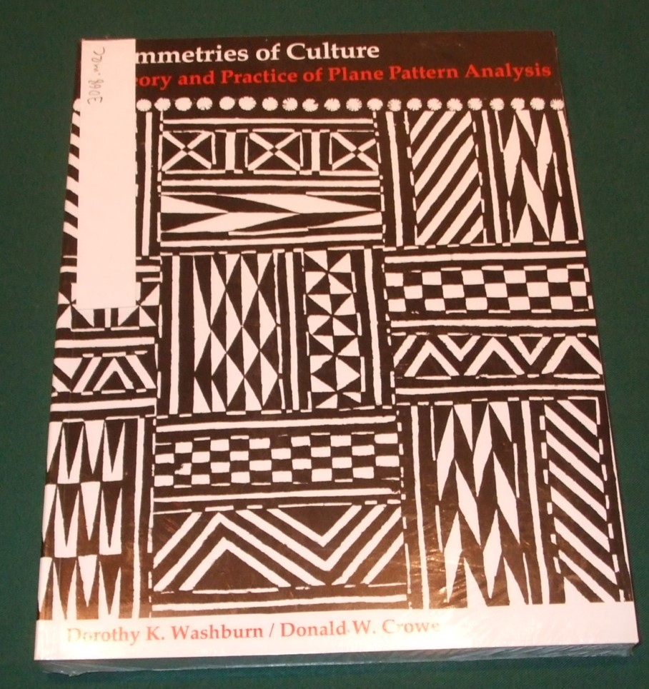 Image for Symmetries of Culture: Theory and Practice of Plane Pattern Analysis