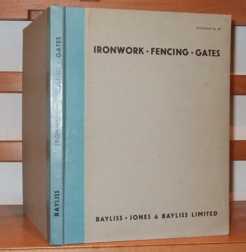 Image for Ironwork. Fencing. Gates [ Catalogue No 38 ]