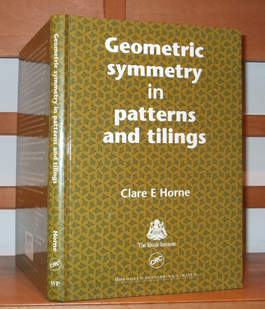 Image for Geometric Symmetry in Patterns and Tilings (Woodhead Publishing Series in Textiles)