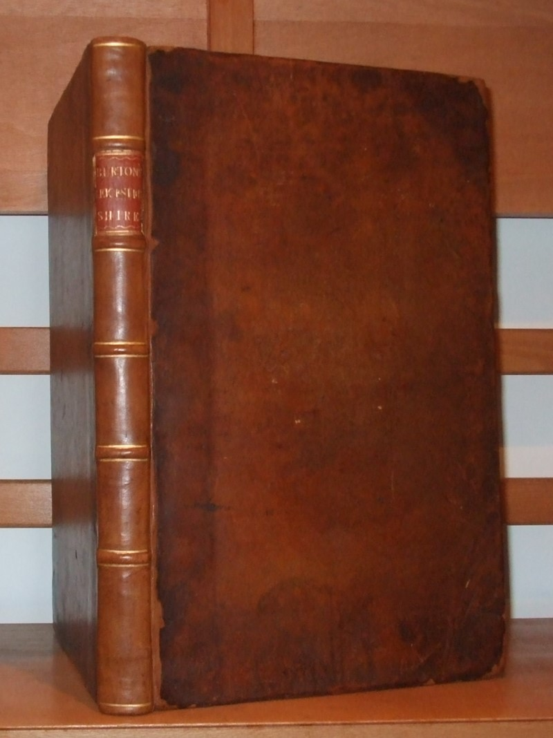 Image for The Description of Leicestershire Containing Matters of Antiquity History Armoury and Genealogy