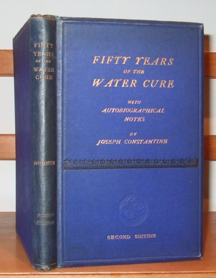 Image for Fifty Years of the Water Cure. With Autobiographical Notes