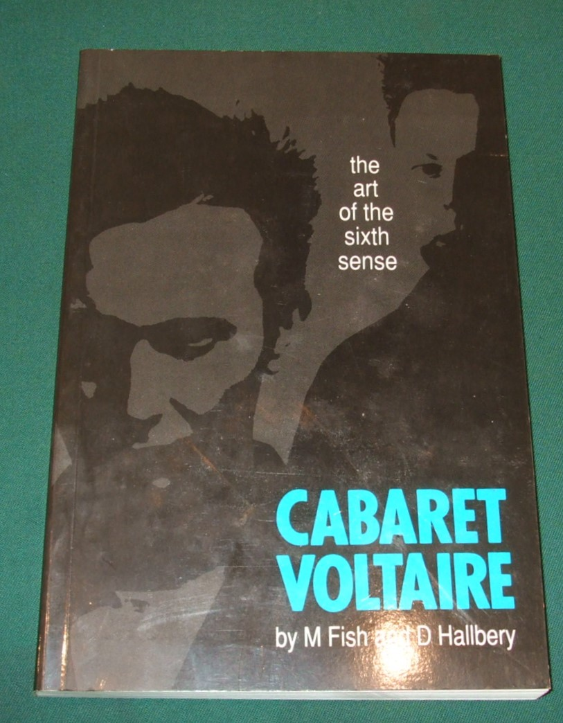 "Image for ""Cabaret Voltaire"": The Art of the Sixth Sense"
