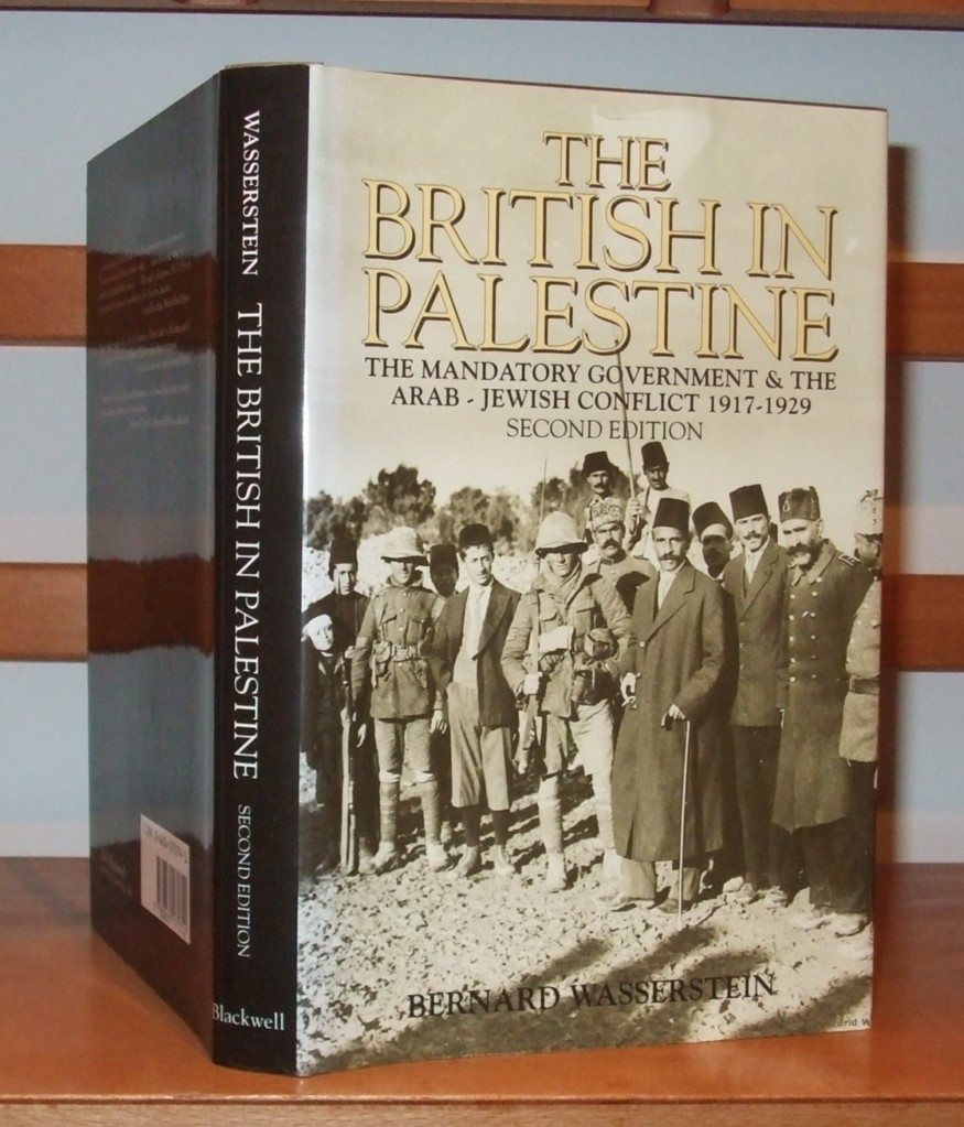 Image for The British in Palestine: The Mandatory Government and the Arab-Jewish Conflict, 1917-29