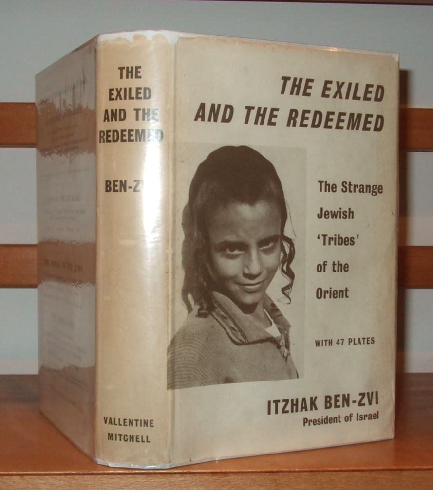 Image for The Exiled and the Redeemed the Strange Jewish 'Tribes ' of the Orient