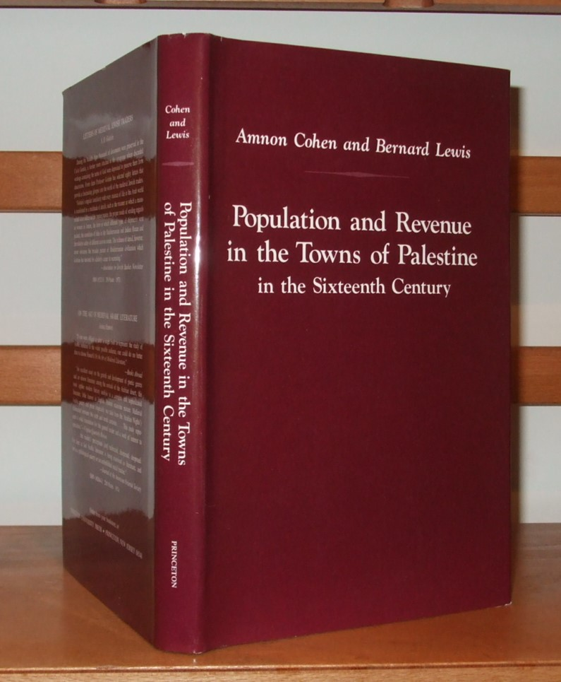 Image for Population and revenue in the towns of Palestine in the sixteenth Century