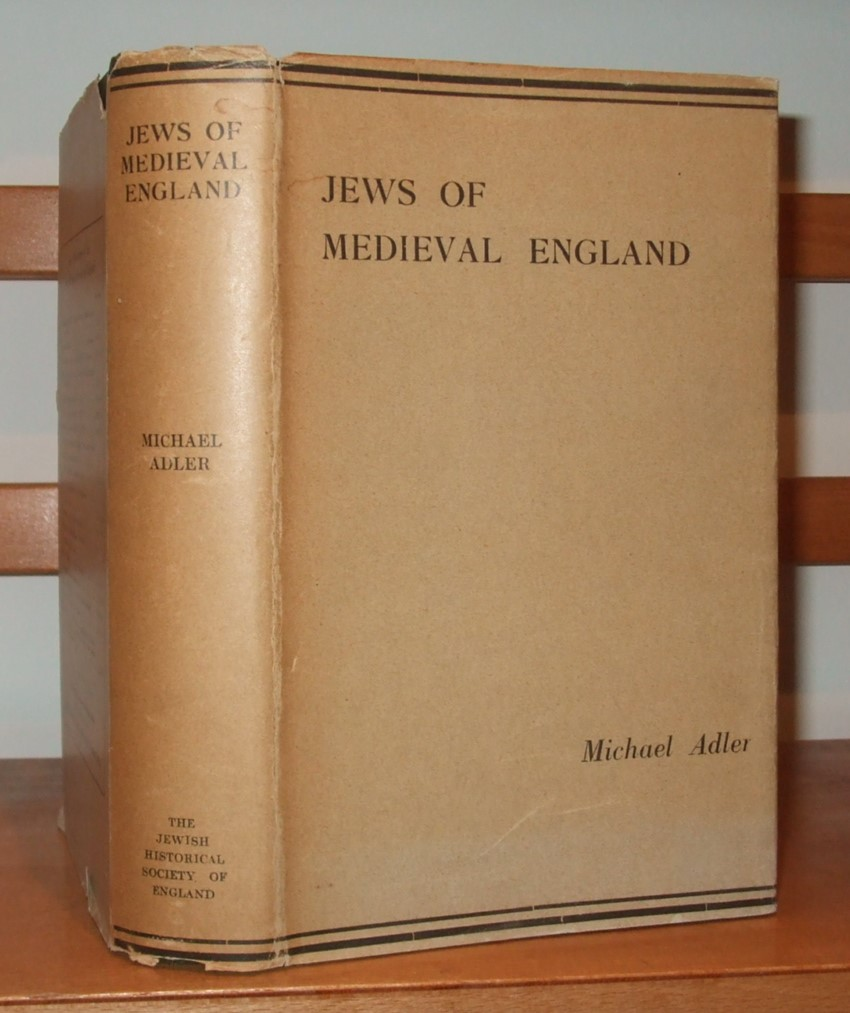 Image for Jews of Medieval England
