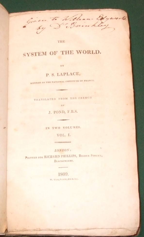 Image for The System of the World [ Complete in 2 Volumes ]