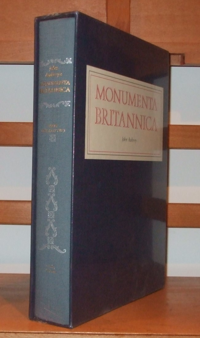 Image for Monumenta Britannica or A Miscellany of British Antiquities (Parts One and Two)