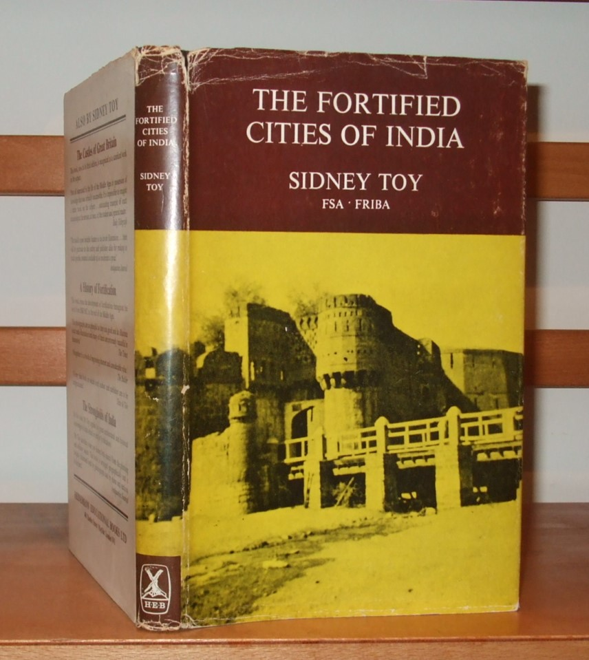 Image for The Fortified Cities of India