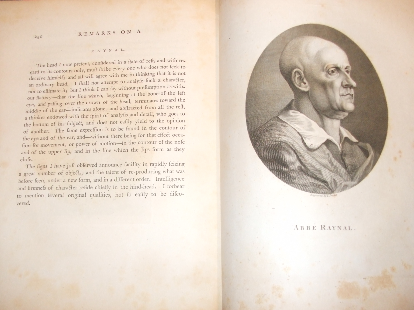 Image for Essays on Physiognomy, Designed to Promote the Knowledge and the Love of Mankind. Illustrated by more than Eight Hundred Engravings Accurately Copied; And Some Duplicates Added from Originals. Executed by, or Under the Direction of Thomas Holloway.