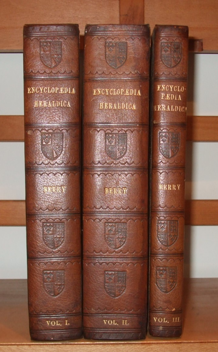 Image for Encyclopædia Heraldica; Or, Complete Dictionary of Heraldry,. [ Complete in 3 Volumes ]